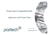 Mixed Liquor Suspended Solids (MLSS) Monitoring - Application and Product Data