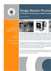 Sludge Blanket Monitoring - Continuous Monitoring on Settlement Tanks and Clarifiers Application Datasheet