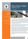 Partech - Model WaterTechw² D062 - Temperature Sensor - Brochure