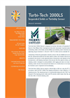 Partech - Model Turbi-Tech 2000LS - Suspended Solids and Turbidity Sensor - Datasheet