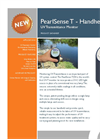 Partech - Model PearlSense T254 - UV Transmittance Monitor - Brochure