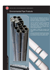 Environmental Pipe Products & Slotted Pipe – Brochure