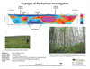 Case History - Mapping the Thickness and Distribution of Permafrost - Frozen Ground