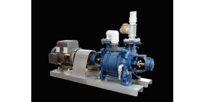 SIHI - Water Cooled Vacuum Pump