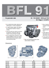 Model BFL 914 - Engines for Generator Sets Brochure