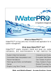 iWaterPRO Info Sheet