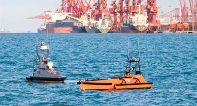 Unmanned surface vehicle solutions for oil & gas - Oil, Gas & Refineries