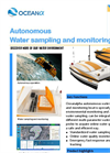Model ESM30 - Autonomous Water Sampling and Monitoring - Brochure