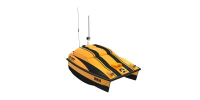 Oceanalpha USV - Model ESM30 - Autonomous Water Sampling & Monitoring Boat