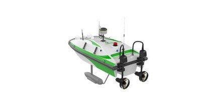 Oceanalpha USV - Model TC40 - Autonomous Hidden Sewer Pipe Detecting Vessel Boat