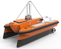 Oceanalpha - Model M40A - Autonomous Survey Boat