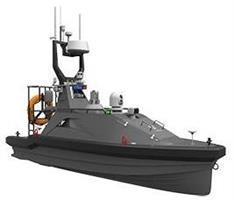 Oceanalpha - Model M75A - High Speed Security Unmanned Patrol Boat