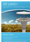 Darrera - Model 3R UAV01 - Ultrasonic Anemometer for Davis VP2 Brochure