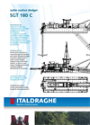 SGT 180 Cutter Suction Dredgers - Datasheet
