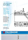 SGT 200 Cutter Suction Dredgers - Datasheet