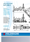 SGT 250 Cutter Suction Dredgers - Datasheet