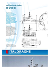 SF 362 Multifunctional Dredgers - Datasheet