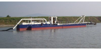 Model SGT 250 - Cutter Suction Dredgers