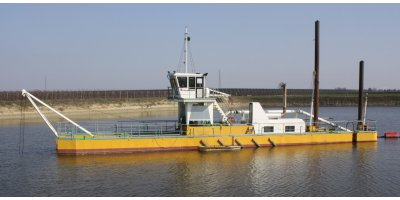 Model SGT 300 - Cutter Suction Dredgers