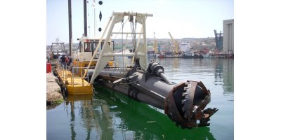 Model SGT 350 - Cutter Suction Dredgers