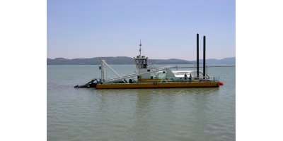 Model SGT 400 - Cutter Suction Dredgers