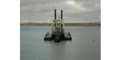 Model SGT 500 - Cutter Suction Dredgers