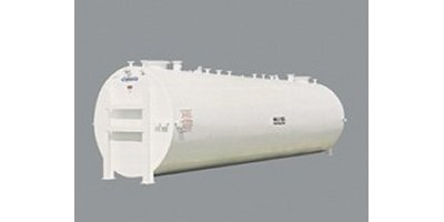 Aboveground Horizontal Storage Tank