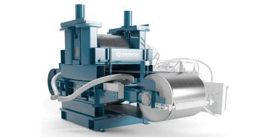 Drinor - Model CDP - Continuous Dewatering Press