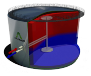 How Do Stratified Thermal Energy Storage Tanks Work?