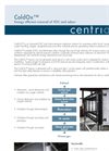 COLDOX - VOC and Odour Emission Reduction Reactor Brochure