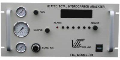 Millenium - Model 20 - Heated Total Hydrocarbon Analyzers