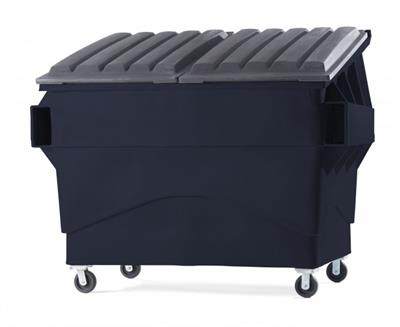 Hedstrom - 4 Yard Front Loader Poly Waste Container
