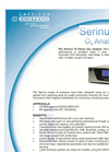 Ozone Analyzer - Ozone Monitor Equipment Brochure
