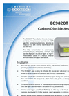 Model EC9820T - Carbon Dioxide Analyzer Brochure