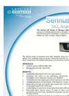 Serinus - Model 40 Series - NOx Analyzer - NOx Monitor EquipmentBrochure