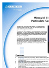 MicroVol 1100 Particulate Sampler