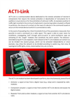ACTI-Link - Communication Device Brochure
