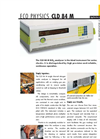 Eco Physics - Model CLD 84 M - NOx Analyzer - Brochure