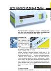 Eco Physics - Model CLD 844 CM hr - NO and Nox Analyzers - Brochure