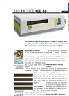 Eco Physics CLD 86 - Single Reaction Chamber Analyzers - Brochure