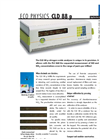 Eco Physics CLD 88 p - Single Reaction Chamber Analyzers - Brochure