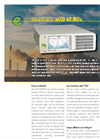 Eco-Physics - Model nCLD nCLD 62 MOx - Multi-Gas Analyzer System - Datasheet