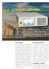 Eco-Physics - Model nCLD 63 MOx - Multi-Gas Analyzer System - Brochure