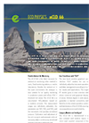 Eco-Physics - Model nCLD 66 - Gas Analyzer System - Datasheet
