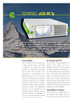 Eco-Physics - Model nCLD 88 Yp - Modular Gas Analyzer - Datasheet