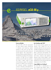 Eco-Physics - Model nCLD 88 p - Modular Gas Analyzer - Datasheet
