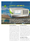 Eco-Physics SupremeLine - Model nCLD 899 CY - Gas Analyzer - Datasheet