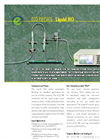 Eco Physics - Model Liquid NO nCLD 88 - Nitric Oxide Analyzer for Liquid NO Samples - Brochure