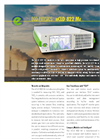 Eco Physics - Model nCLD 822 Mr - Modular Gas Analyzer - Datasheet