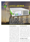Eco Physics - Model nCLD 844 M - Modular Gas Analyzer - Datasheet